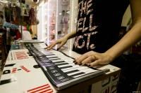 Купить Гибкое пианино в магазине приколов в Новороссийске