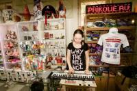 Купить гибкий синтезатор в магазине Приколье
